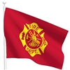 VIEW Fire Department Flag