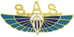 Special Air Service (SAS) Jump Wings Pin