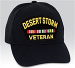 Desert Storm Veteran BALL CAP or PATCH