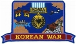 Korea War Patch
