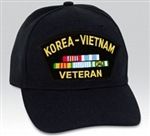 Korea - Vietnam Veteran BALL CAP or PATCH