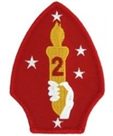 2 Marine Division (2nd) Patch