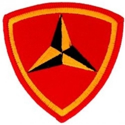 3 Marine Division (3rd) Patch