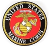 United States Marine Corps Back Patch