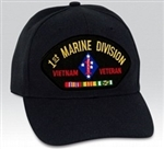 1 Marine Division (1st) Vietnam Veteran BALL CAP or PATCH