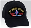 VIEW 1st Marine Division Korean War Veteran Ball Cap