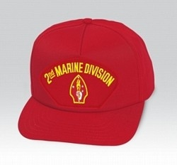 2 Marine Division (2nd) BALL CAP or PATCH