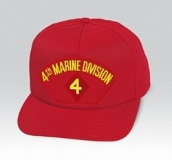 VIEW 4th Marine Division Ball Cap