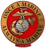 VIEW Once A Marine Always A Marine Magnet