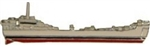 VIEW LST Tank Landing Ship Lapel Pin