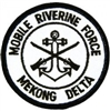 Mobile Riverine Force Mekong Delta Patch