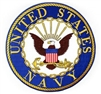 United States Navy Back Patch