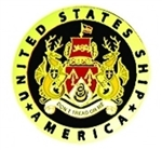 VIEW USSAmerica Lapel Pin