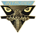 VIEW A6 Intruder Lapel Pin