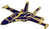 VIEW Blue Angels Lapel Pin