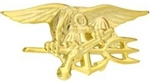 US Navy Special Warfare Team (SEAL) Trident Badge (Officer and Enlisted Versions)