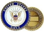 United States Navy (USN) Challenge Coin