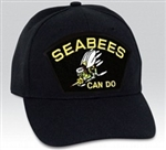 Seabees Can Do BALL CAP or PATCH
