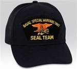 Naval Special Warfare Unit SEAL Team BALL CAP or PATCH