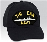 Tin Can Navy BALL CAP or PATCH