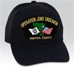 VIEW Oeration Joint Endeavor Ball Cap/Patch