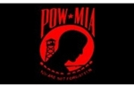 POW/MIA Flag - 3' x 5' - Screen-Printed