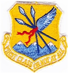 VIEW 123th TRG Patch