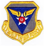 VIEW 12th Ar Force Patch