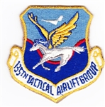 VIEW 135th TAG Patch