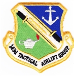 VIEW 143rd TAG Patch