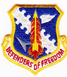 VIEW 182nd AW Patch