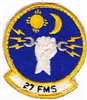 VIEW 27th FMS Patch