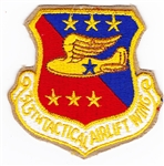 VIEW 313th TAW Patch