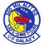 VIEW 3rd MAS Patch