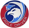 VIEW Eagle Driver Hat Pin