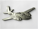 VIEW A-26 Invader Lapel Pin