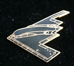 VIEW B-2 Lapel Pin