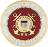 VIEW Coast Guard Sister Lapel Pin