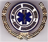 VIEW Emerg Med Care 1st-Responder Hat Pin