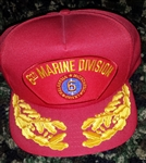 VIEW 6th Marine Division Hat
