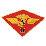 VIEW 2nd Mar Air Wing Lapel Pin