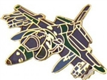 VIEW AV-8 Harrier Lapel Pin