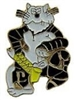 VIEW F-14 Tomcat Mascot Lapel Pin