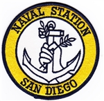 VIEW Naval Station San Diego Patch