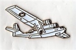 VIEW US Navy PBY Catalina Lapel Pin