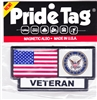 VIEW Navy Pride Tag