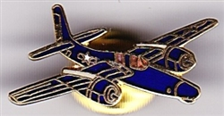 VIEW US Navy F9F Tigercat Lapel Pin