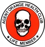 VIEW Agent Orange Window Sticker