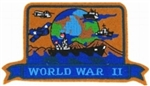 VIEW World War II Patch