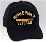 World War II Pacific Theater Veteran BALL CAP or PATCH
